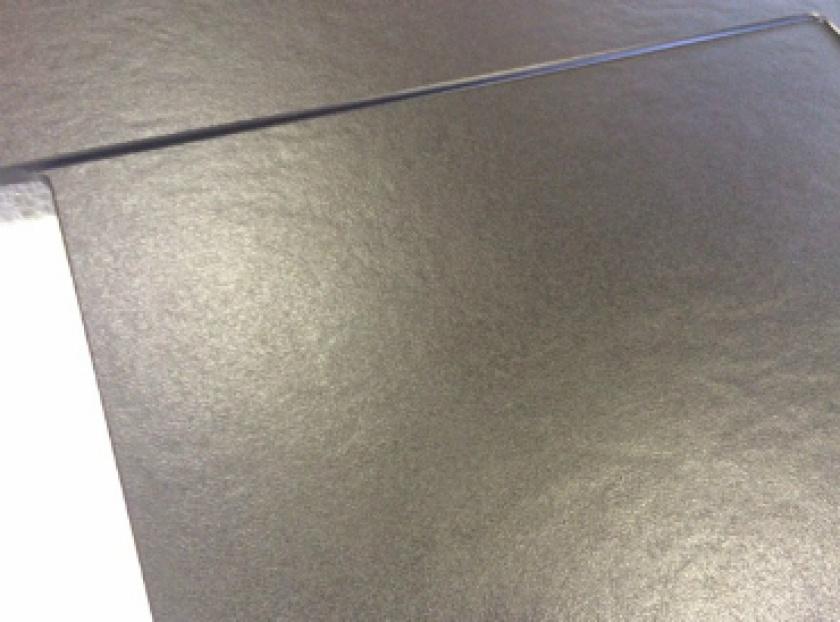 Égouttoir en pente (sur Granit Z)